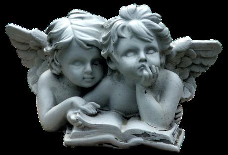 Angel libro interés